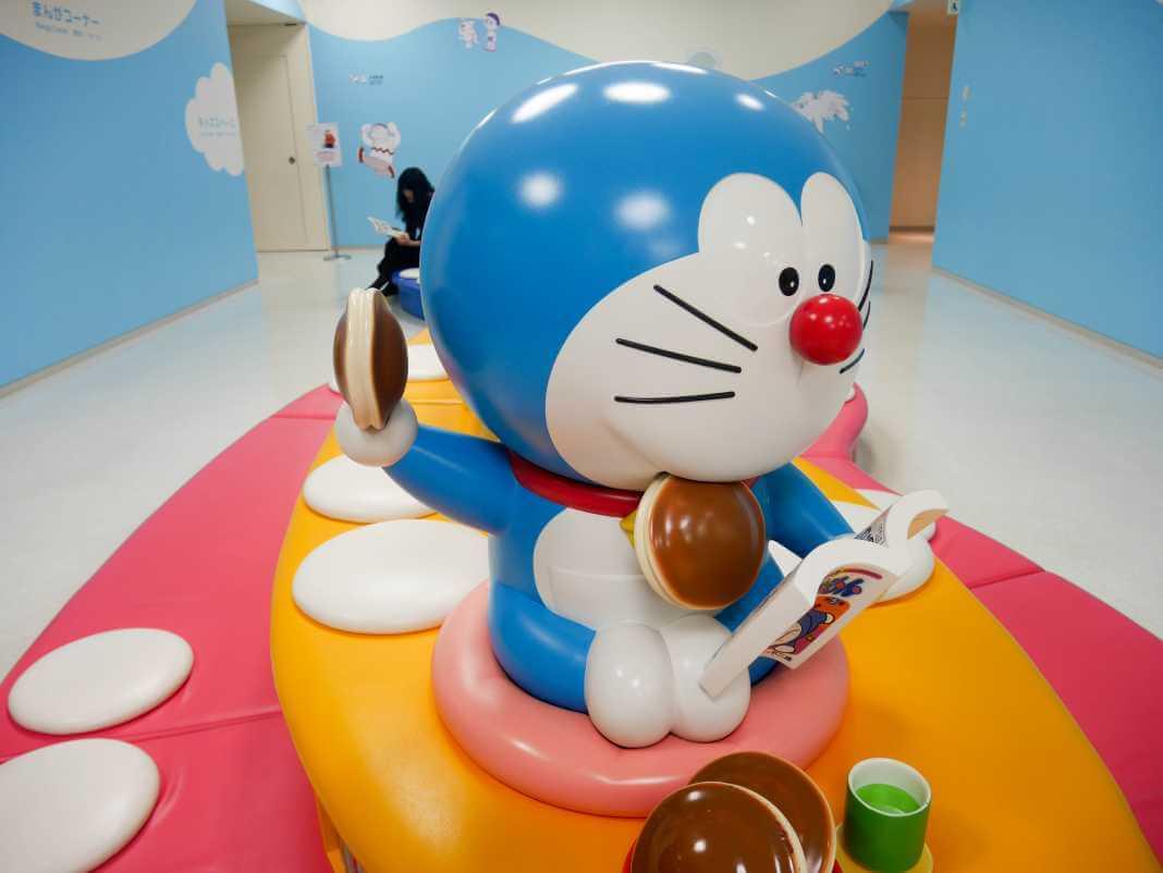 Khám phá bảo tàng Doraemon – Nơi lưu trữ ký ức tuổi thơ