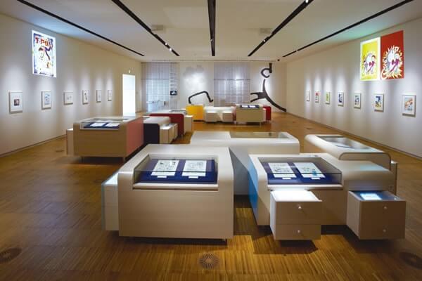 Những bản vẽ nguyên mẫu của cố họa sỹ Fujiko.
