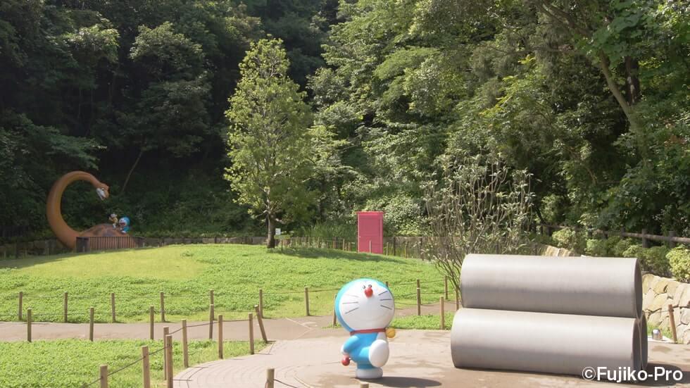 Địa điểm check-in lý tưởng cho những tín đồ Doraemon.