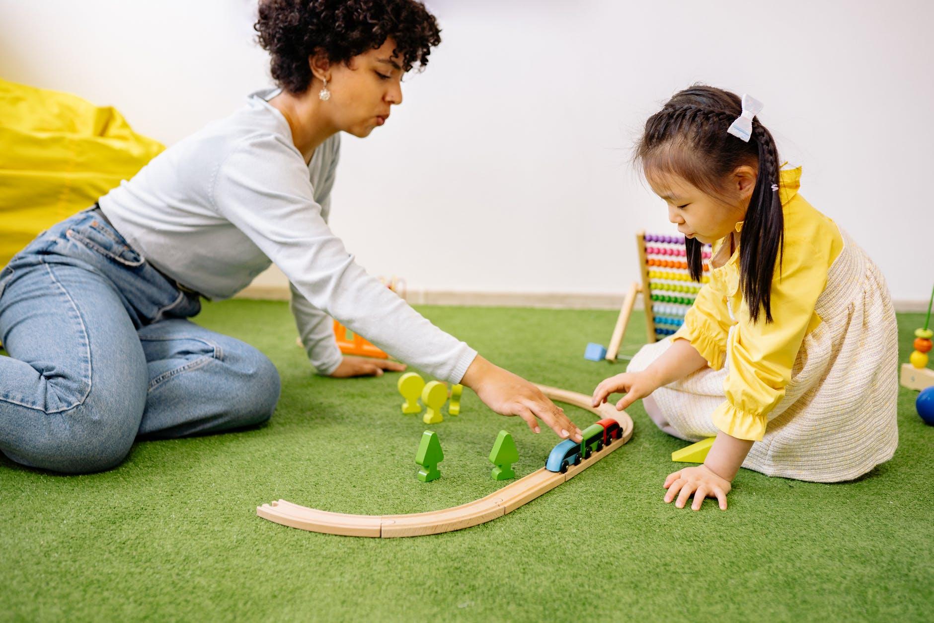 Học từ vựng tiếng Anh cho bé qua trò chơi
