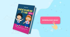 Download trọn bộ 20 đề kiểm tra HKI Toán Lớp 3 (Có đáp án)