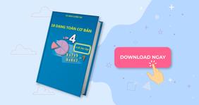 Download trọn bộ 18 dạng toán cơ bản lớp 4