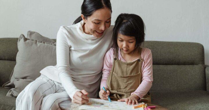 Trẻ bắt đầu tập trung từ năm bao nhiêu tuổi?