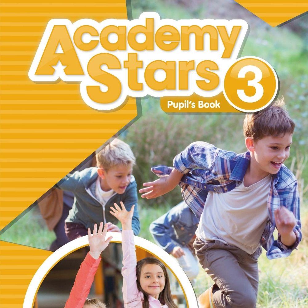 Academy Stars 3 học tiếng Anh cho bé lớp 3